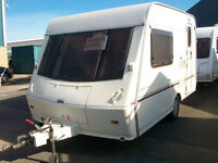 Elddis crown princess 2 berth