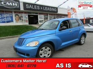 2008 Chrysler PT Cruiser LX  AS TRADED *UNCERTIFIED*