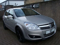 09 59 VAUXHALL ASTRA 1.6 16V DESIGN EDN 5DR LEATHER ALLOYS AIRCON F.S.H