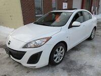 2010 Mazda Mazda3 Sedan GS- Sunroof- Bluetooth
