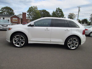 2011 Ford Edge Sport SUV, Crossover LIKE NEW TRADE WELCOME