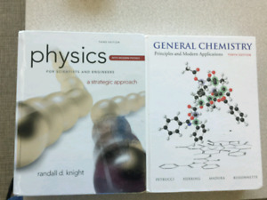Chemistry and Physics Book