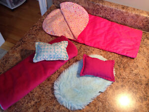 American Girl doll sleep accessories
