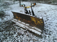 Fisher minute mount plow for sale