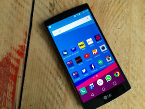 SMART PHONE LG G4,COMME NEUF,UNLOCK,32G,ANDROID,16MP,5.5Po,wow