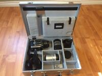 Hasselblad 500cm with 2 lens & case