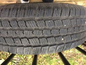 All season tires 215/70R16 Stratford Kitchener Area image 4