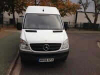 Mercedez Sprinter 2008 LWB