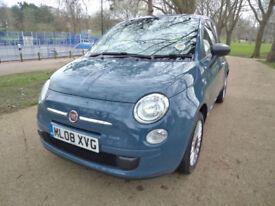 Fiat 500 1.2 POP 3 MONTHS MOT++30 POUND ROAD TAX++ LOW TAX&INSURANCE++++