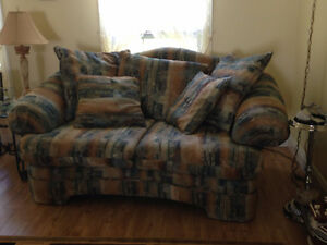 Couch an Love seat