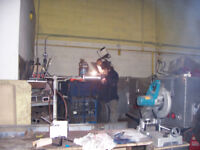 WELDING anything, anywhere at any time  !!