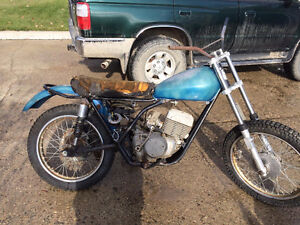 1974 Harley Davidson 175 cc 2 stroke
