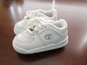 Size 4 Baby sneakers.