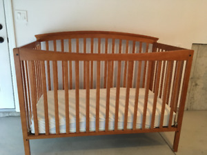 Gently used crib for sale