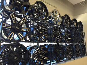 RIMS AND TIRES FINANCE FOR FORD DODGE RAM CHEVROLET GMC TOYOTA Kawartha Lakes Peterborough Area image 8