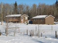 Acreage for Sale, Great features, Affordable country home!