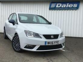 2016 Seat Ibiza 1.2 TSI 90 Connect 5dr 5 door Hatchback