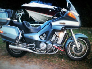 84 1200 yamaha venture royal in good condition
