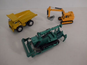 Shinsei Mini Power Diecast Construction Models