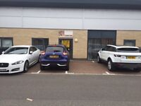 Modern 900 sqft office to let in Ransomes Europark Ipswich IP3