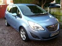 meriva 1.4 tech line 2 owner new mot SORRY SOLD 2 keys attractive condition