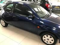 2003 Ford Ka 1.3 Collection -1 FKeeper - 2 Keys - 12 Service Stamps-MOT 02/2018