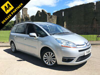 2007 Citroen Grand C4 Picasso 1.6HDi 16v EGS SX *Full Service History + Cambelt*
