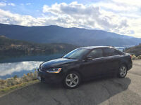 2011 Volkswagen Jetta with Upgrades