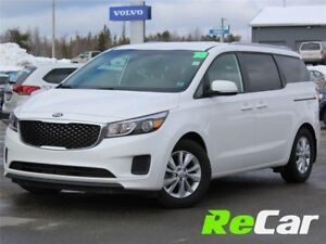 2018 Kia Sedona LX | HEATED SEATS | SAVE $7, 919 VS NEW