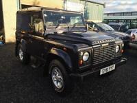 Land Rover 90 Defender 2.4TDi county hard top @@@ no vat @@@