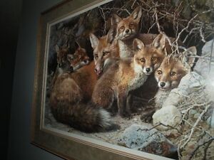 """CARL BRENDERS """"FULL HOUSE FOX FAMILY"""""""