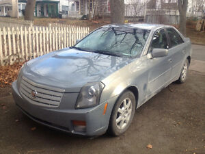 2007 Cadillac CTS Sedan reduced!