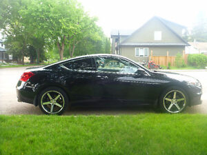2012 Honda Accord EX-L Coupe (2 door)