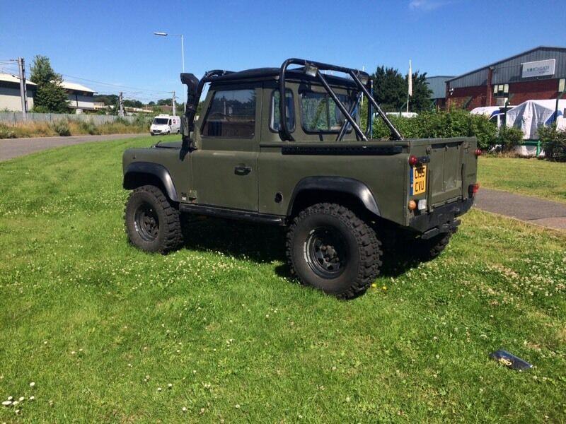 Land Rover 90 300tdi Truck Cab Defender In Ipswich