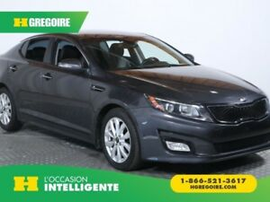 2014 Kia Optima EX AUTO A/C BLUETOOTH CAM RECL GR ELECTRIQUE MAG