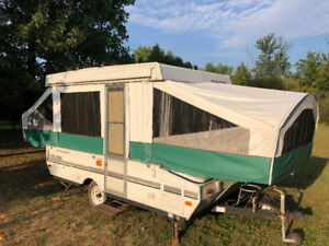 Viking Camper trailer