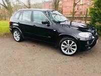 2008 BMW X5 3.0 30d M Sport SUV 5dr Diesel Automatic (231 g/km, 235 bhp)