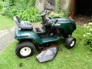 Refurbished Riding Lawn Mover