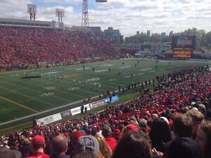 Group Tickets for Calgary Stampeders Home games (up to 20 seats)
