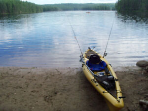 Mad River Synergy Kayak 14 Foot with Rudder
