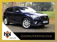 2012 MAZDA CX 5 2.2d Sport Nav 5dr FULLY LOADED