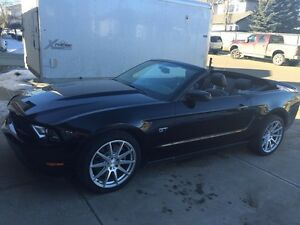 2010 mustang GT Roush phase 2 supercharged