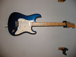 2006 Mexican Fender Stratocaster Blue $300 OBO