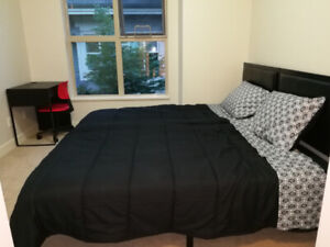 Furnished Bedrooms for Rent in UBC campus: females only, $550 up