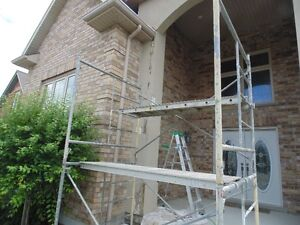 Parging, Cement Repairs, Stucco Repairs Cambridge Kitchener Area image 6