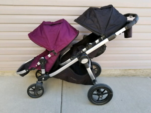 City Select Stroller with Second Seat