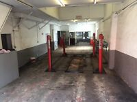 Garage Unit To Let - Gosforth, Newcastle