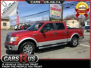 2010 Ford F-150 4x4 XLT ...incl. 2 year unlimited km warranty!
