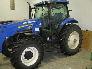 2014 New Holland T7.210 FWA Tractor
