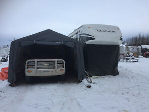 Glendale Titanium 34E39QS Fifth Wheel